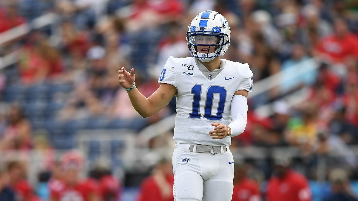 College Football Week 1 PRO Report: Sharp Action, Power Ratings Edges, Expert Picks for Saturday, Sept. 5 article feature image