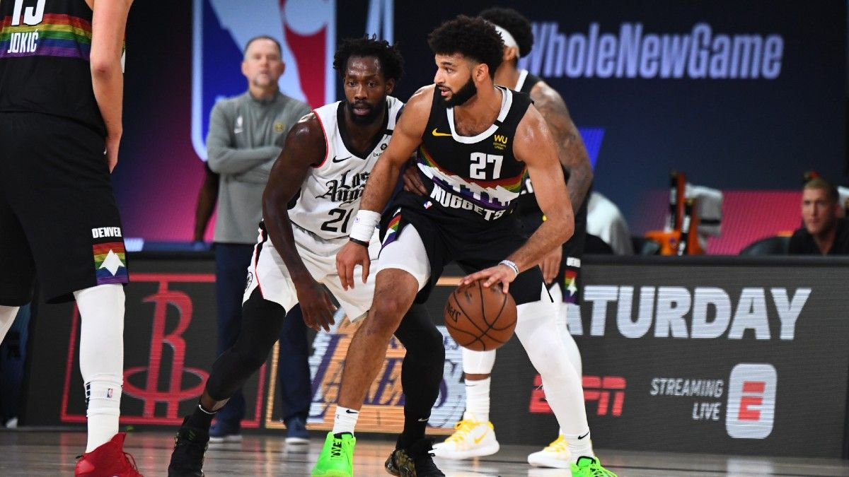 Sunday NBA Player Prop Bets & Picks: Back Beverley to Facilitate (Sept. 13) article feature image