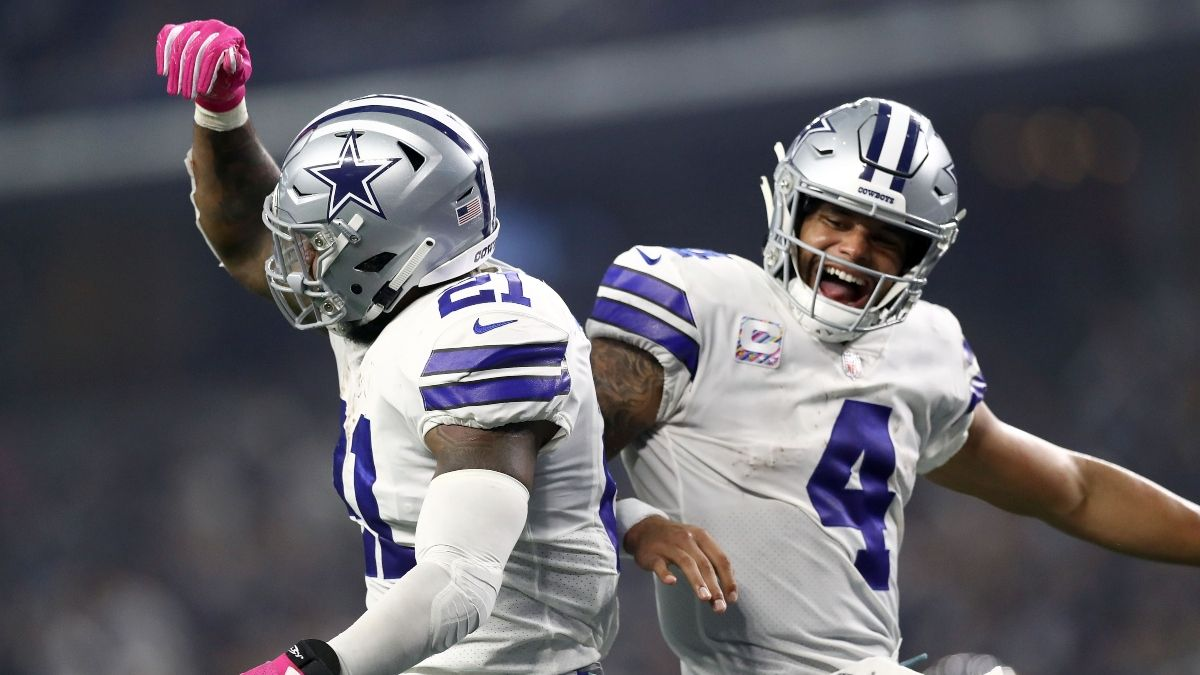 NFL Week 1 Sportbook Promo: Bet $20, Win $150 if the Cowboys Score vs. L.A.! article feature image