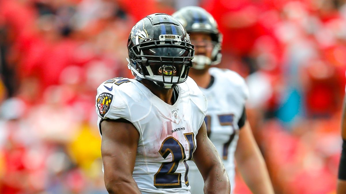 Chiefs vs. Ravens Bet: Mark Ingram's Prop Has Value for Monday Night Football article feature image