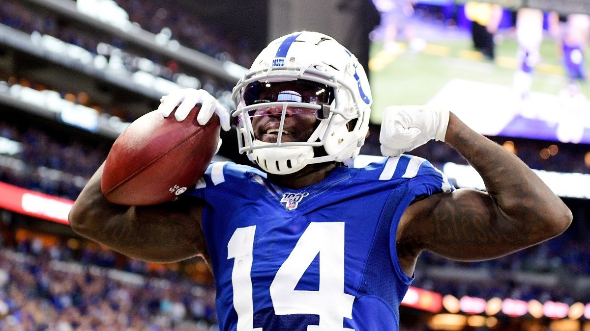 Colts vs. Titans Odds, Promo: Win $200 if the Colts Score a Touchdown! article feature image