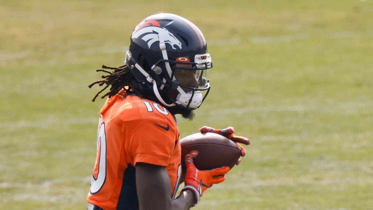 Broncos vs. Panthers Promo: Get Up to $500 FREE on the Broncos! article feature image