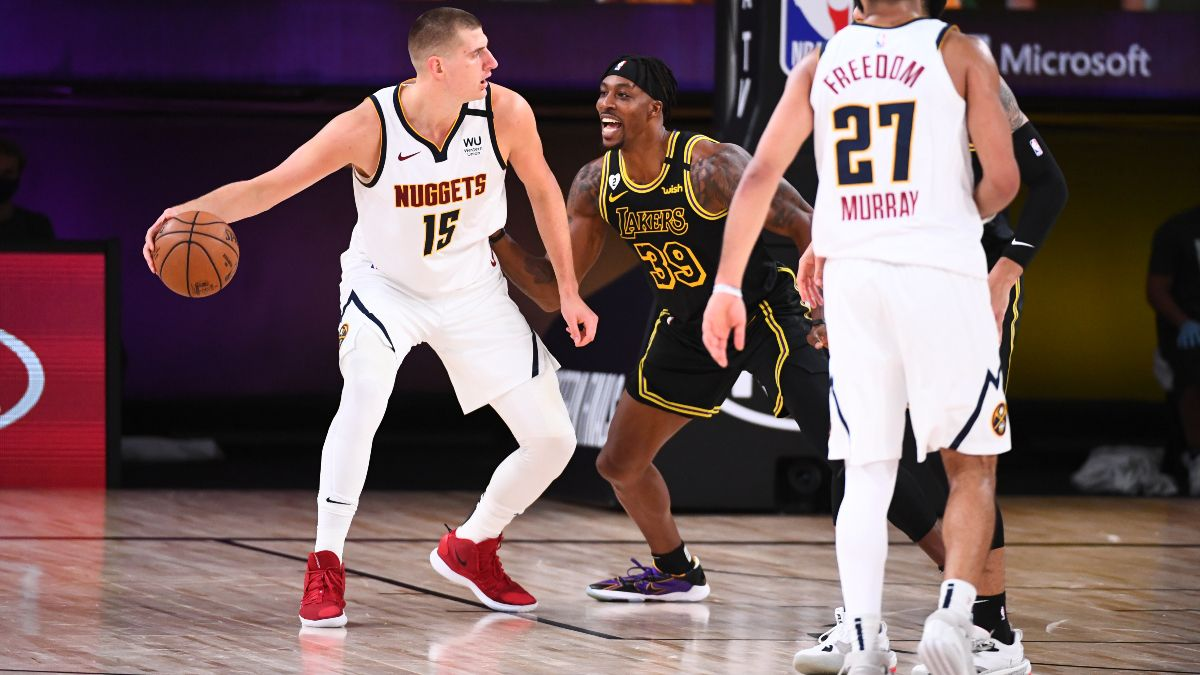 Tuesday NBA Player Prop Bets & Picks: Nikola Jokic Has Upside in Game 3 (Sept. 22) article feature image