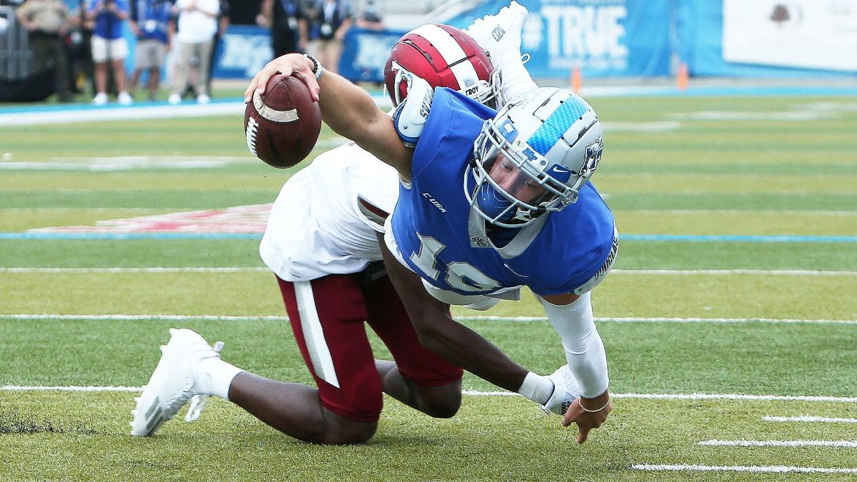 Middle Tennessee vs. UTSA Odds, Sharp Betting Pick: Late Pro Action Moves Spread article feature image
