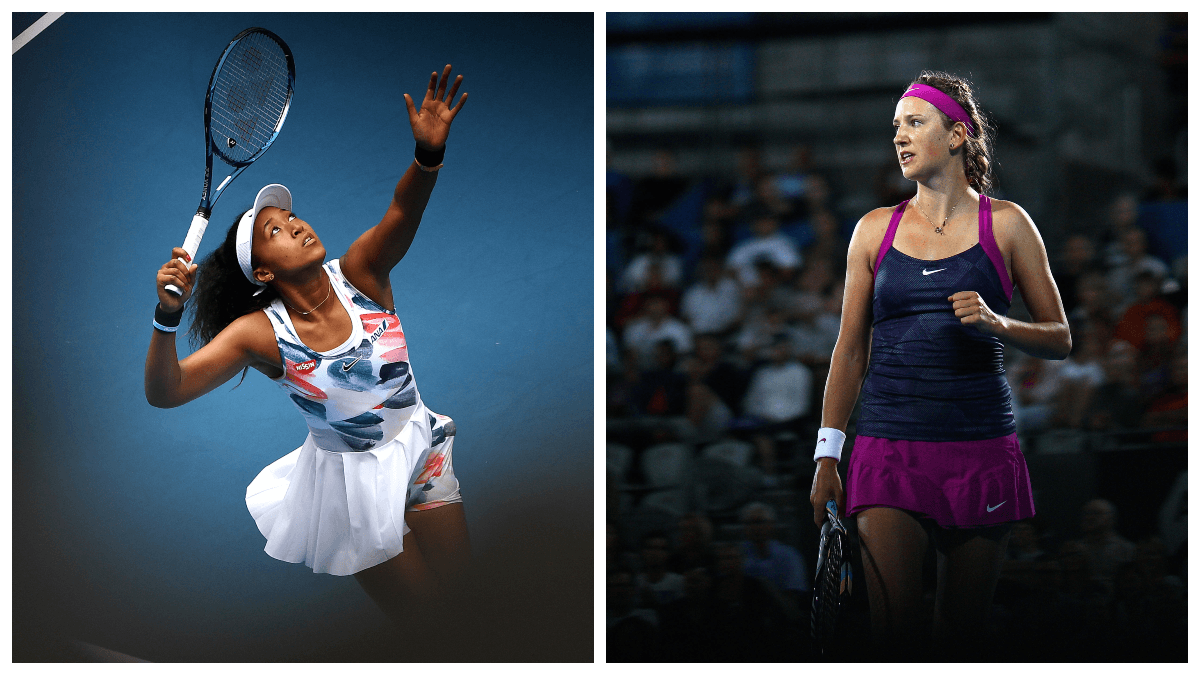 Osaka vs. Azarenka Women's U.S. Open Final Odds & Pick: Will First Serves Be the Difference? article feature image
