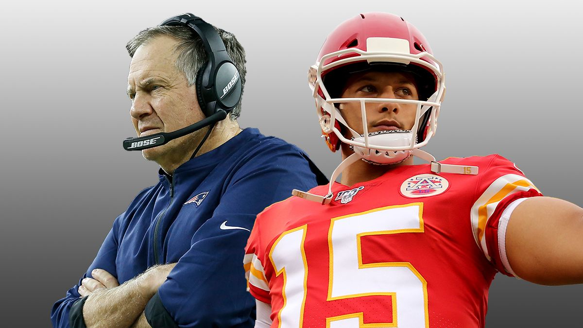 Patriots vs. Chiefs Odds & Picks: Your Guide To Betting Monday Night Football article feature image