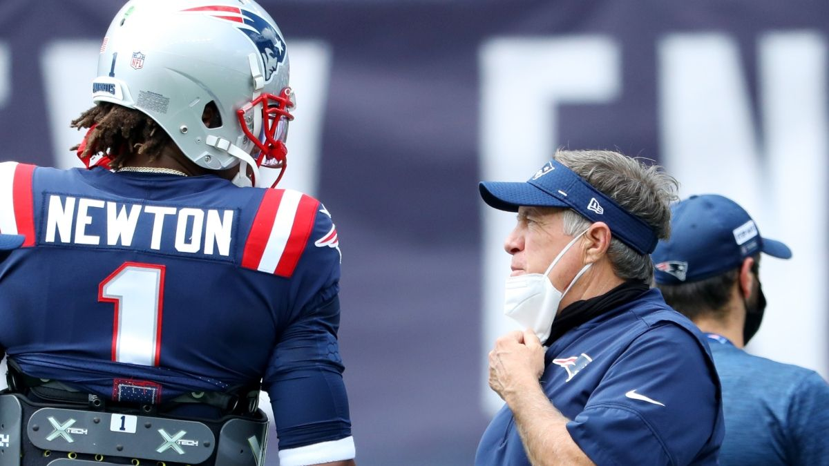 Patriots vs. Raiders Betting Odds & Pick: Trust Bill Belichick To Cover This Spread article feature image