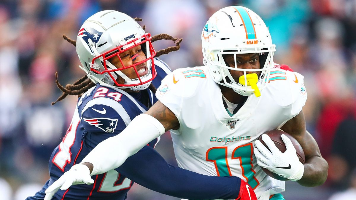 Dolphins vs. Patriots Betting Guide: Odds, Picks, Promos and More article feature image