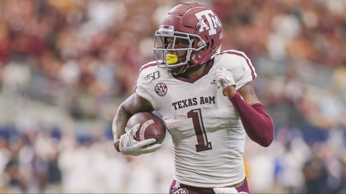 Texas A&M vs. Vanderbilt Betting Odds & Pick: Could Aggies Challenge for SEC West Title? (Saturday, Sept. 26) article feature image