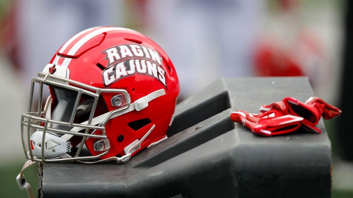 Louisiana-Lafayette vs. Georgia Southern Betting Odds & Pick: Fade the Ragin' Cajuns (Saturday, Sept. 26) article feature image