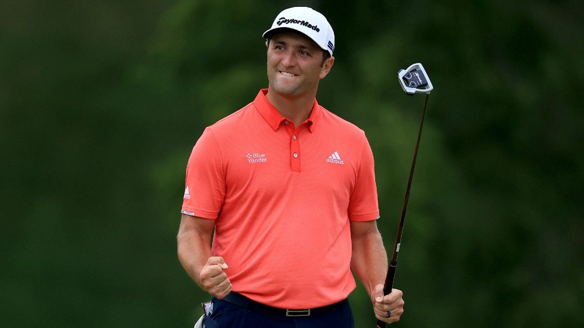 2020 U.S. Open Round 2 Betting Picks: Sobel's Favorite Outright and Matchup Plays for Friday at Winged Foot (Sept. 18) article feature image