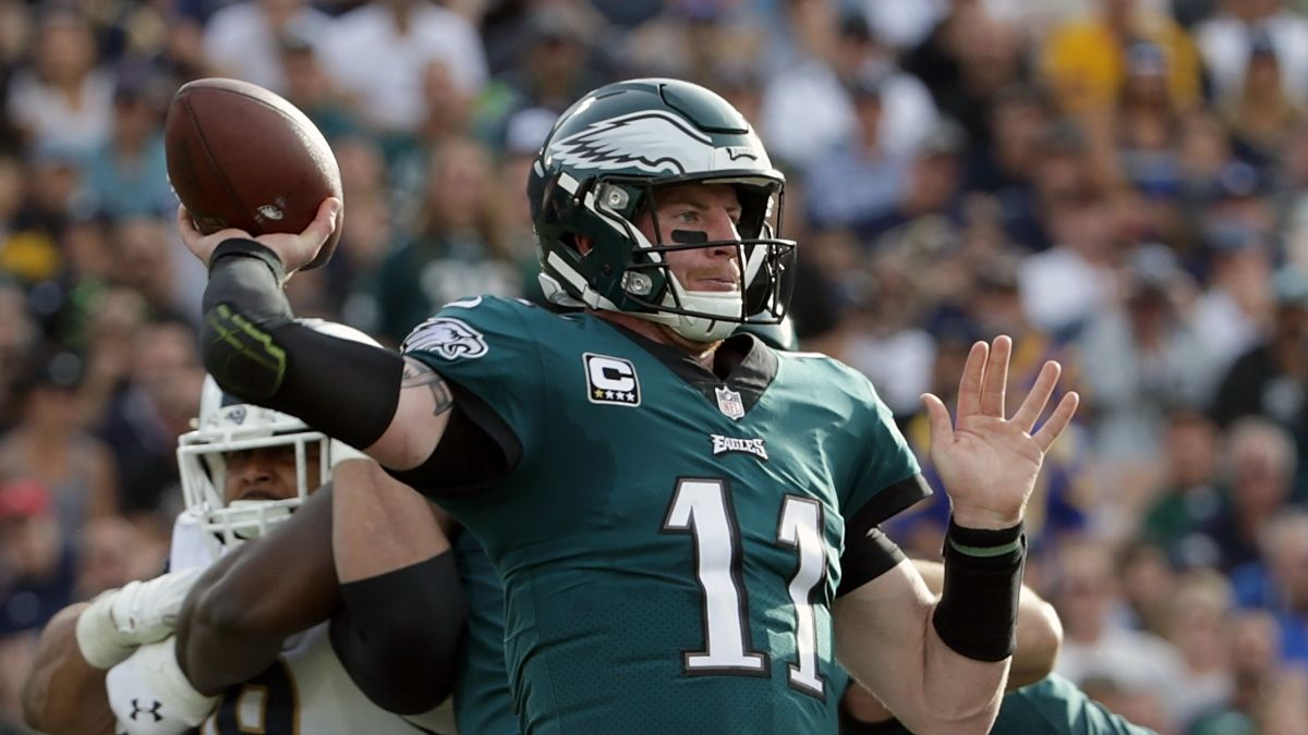 Rams vs. Eagles Odds & Pick: Back Philly to Get Back on Track In Week 2 (Sept. 20) article feature image