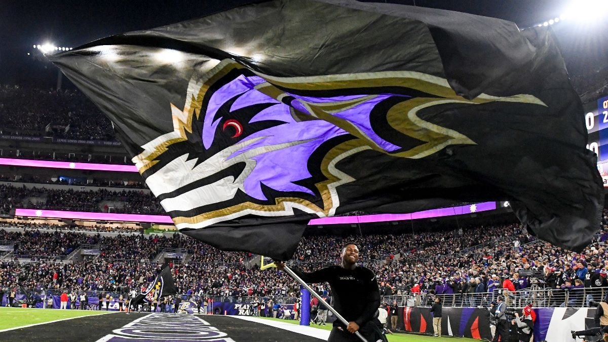 Chiefs vs. Ravens Weather Forecast: What Wind Could Mean For Monday Night Football Total article feature image