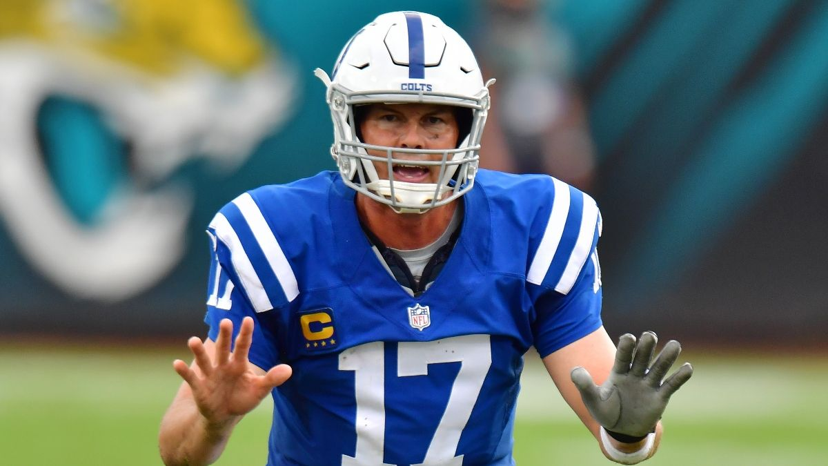 Colts vs. Browns Odds & Promo: Bet $1, Win $100 if There's at Least 1 TD! article feature image