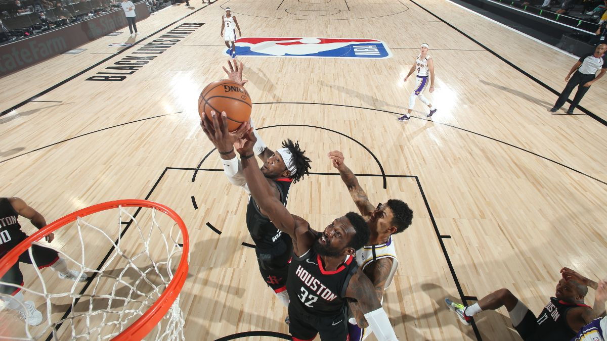 NBA Player Prop Bets & Picks: Bet PJ Tucker, Robert Covington to Rebound in Game 4 (Thursday, Sept. 10) article feature image