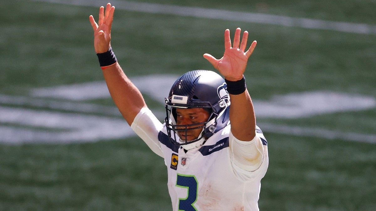 Seahawks vs. Vikings Promo: Bet $20, Win $88 if Russell Wilson Throws for at Least 8 Yards article feature image
