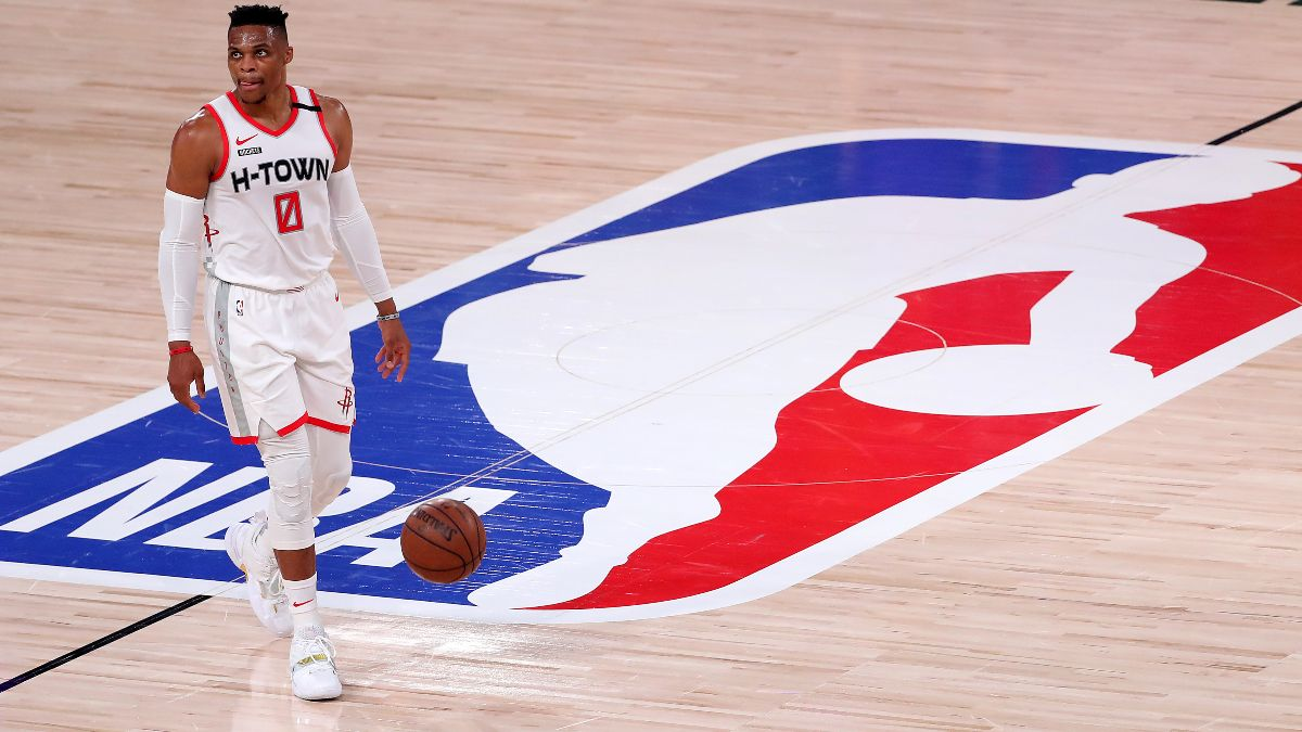 NBA Betting Picks: Our Favorite Playoff Bets for Bucks vs. Heat and Rockets vs. Lakers (Sunday, Sept. 6) article feature image