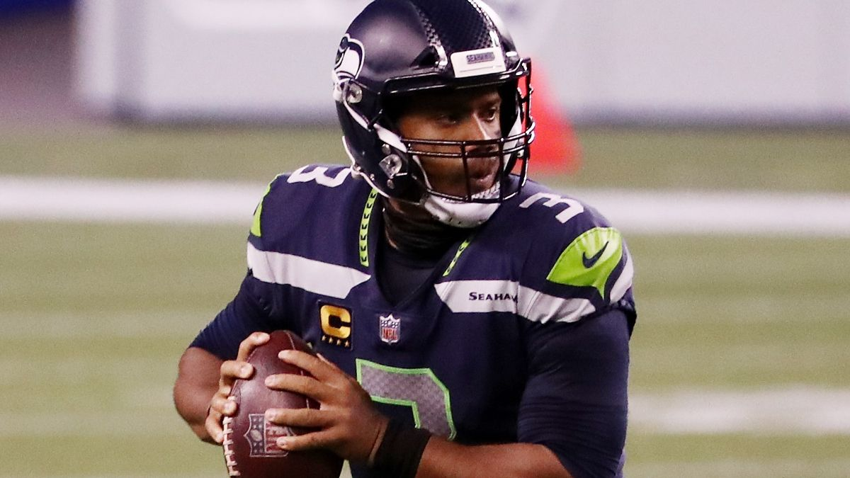 Cyber Monday Promo: Bet $20, Win $125 if Russell Wilson Throws for at Least 1 Yard! article feature image