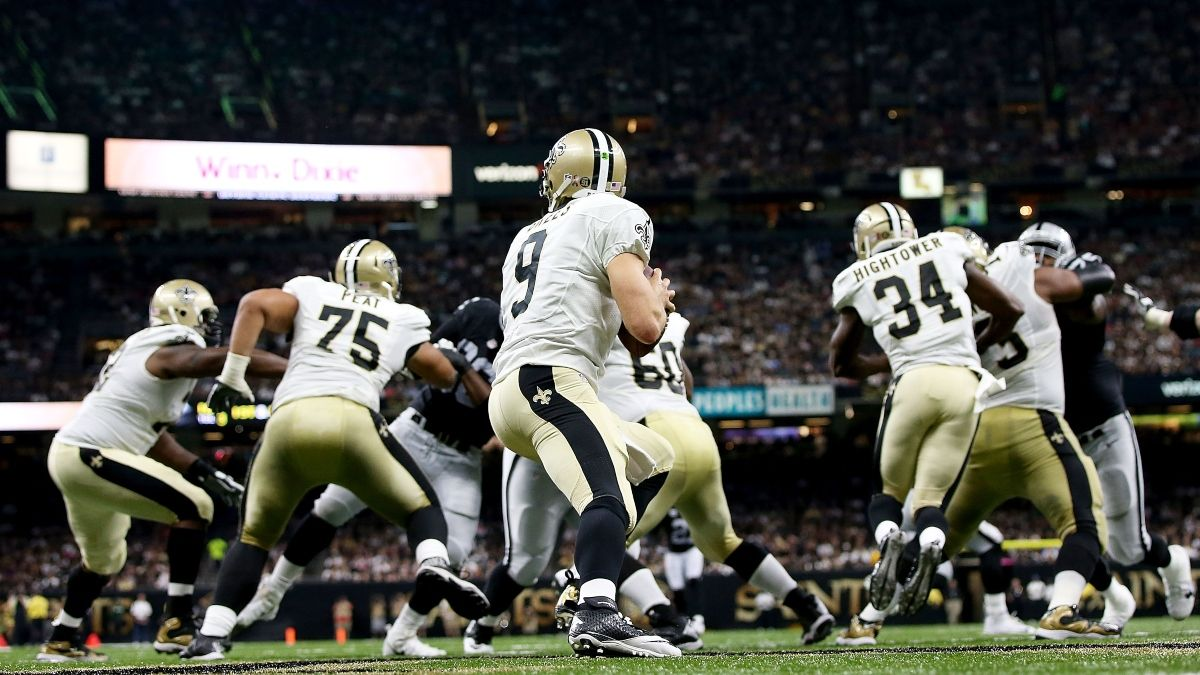 Saints vs. Raiders Odds & Picks: Monday Night Football Betting Guide article feature image
