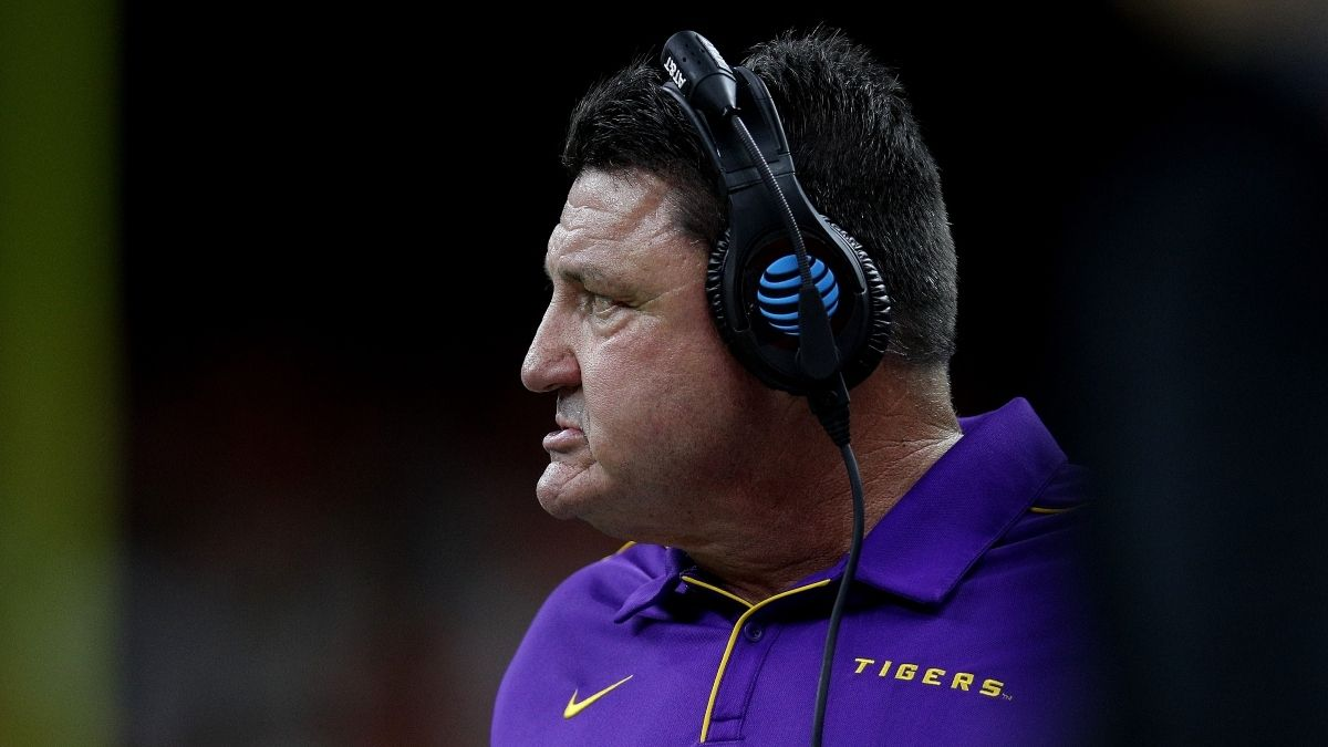 Central Michigan vs. LSU College Football Odds, Pick: Bet the Chips in Week 3 (Sept. 18) article feature image