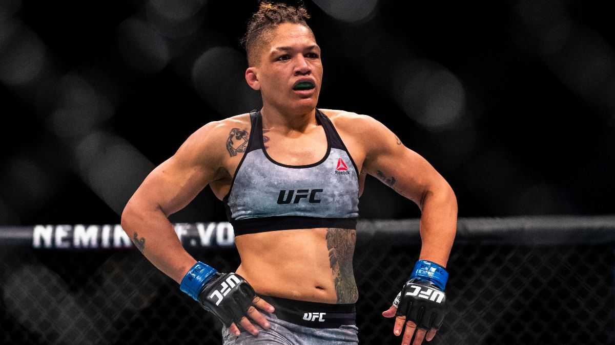 Ketlen Vieira vs. Sijara Eubanks Odds, Pick and Prediction: How to Find Betting Value in This UFC 253 Matchup article feature image