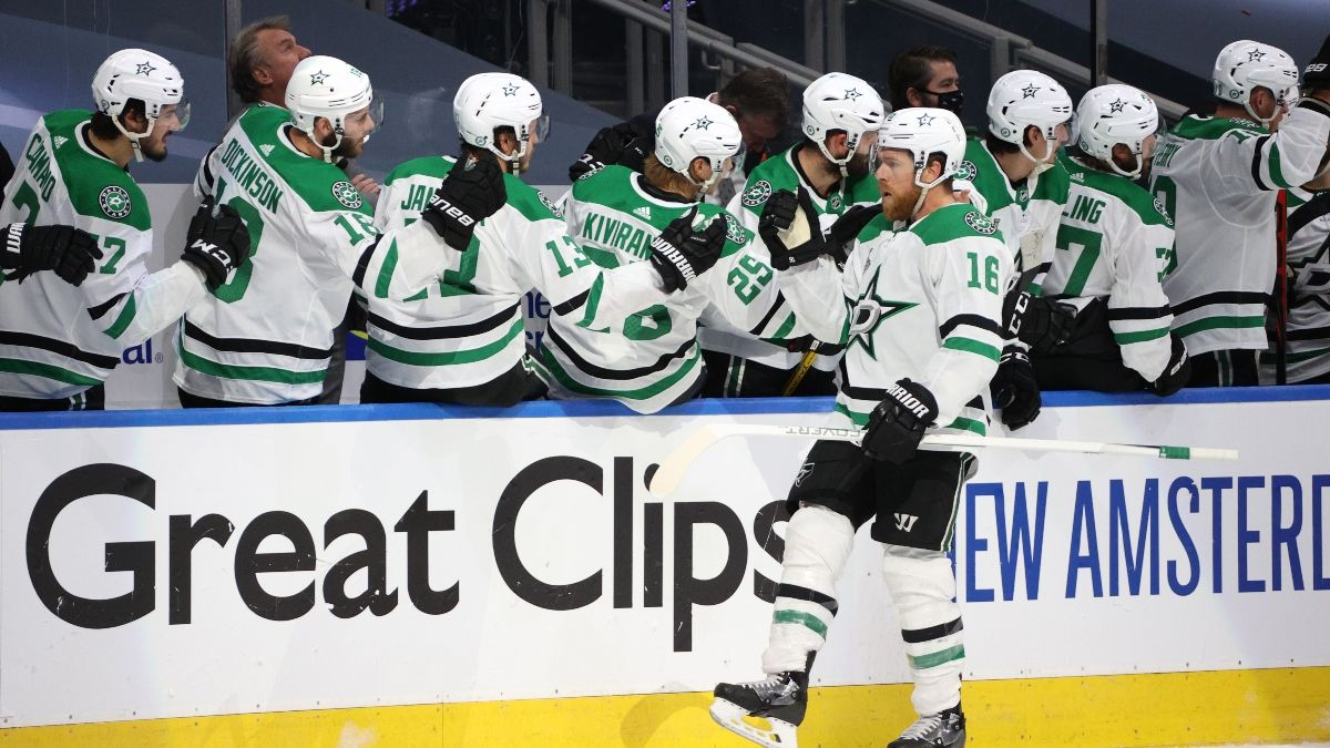 Tampa Bay Lightning vs. Dallas Stars Game 6 Odds, Pick & Betting Preview (Monday, Sept. 28) article feature image
