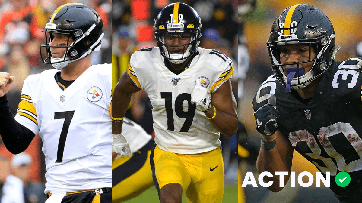 Parx Sportsbook Promo: Win $100 if the Steelers Score a Touchdown! article feature image