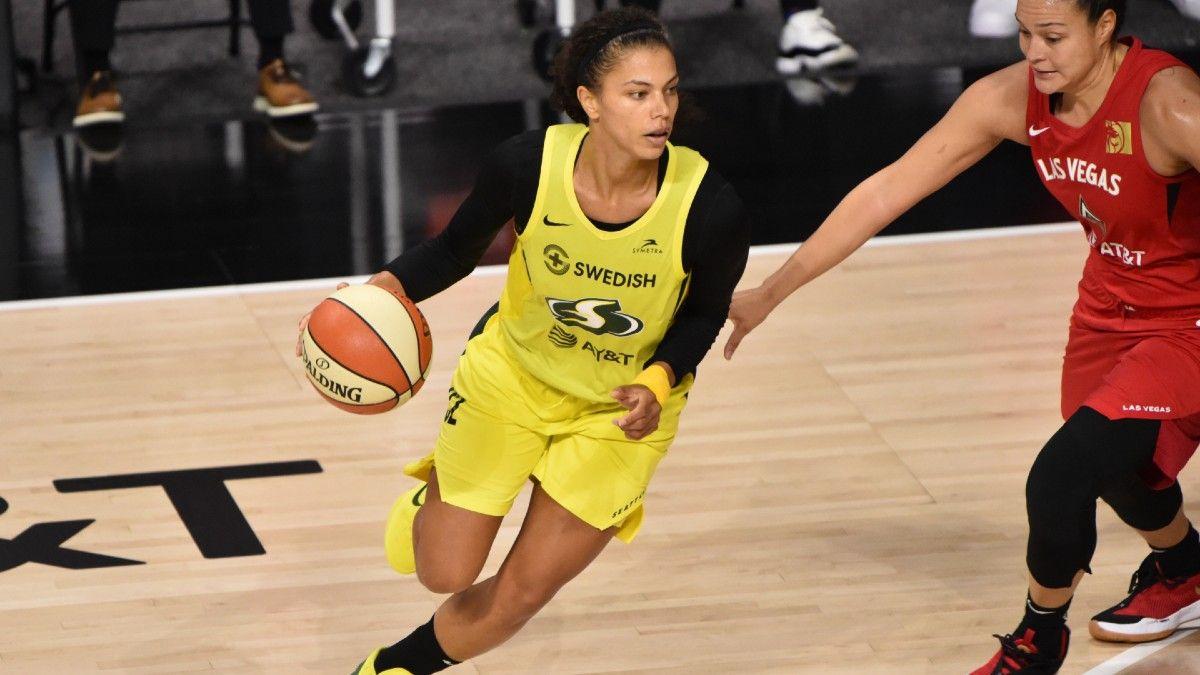 Sunday WNBA Odds & Picks: Minnesota Lynx vs. Seattle Storm (Sept. 20) article feature image