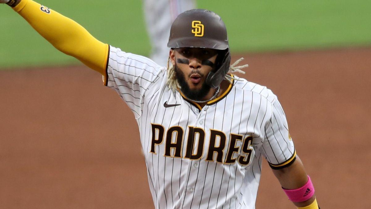 Updated MLB MVP Odds: Brandon Lowe, Fernando Tatis Jr. the Favorites article feature image