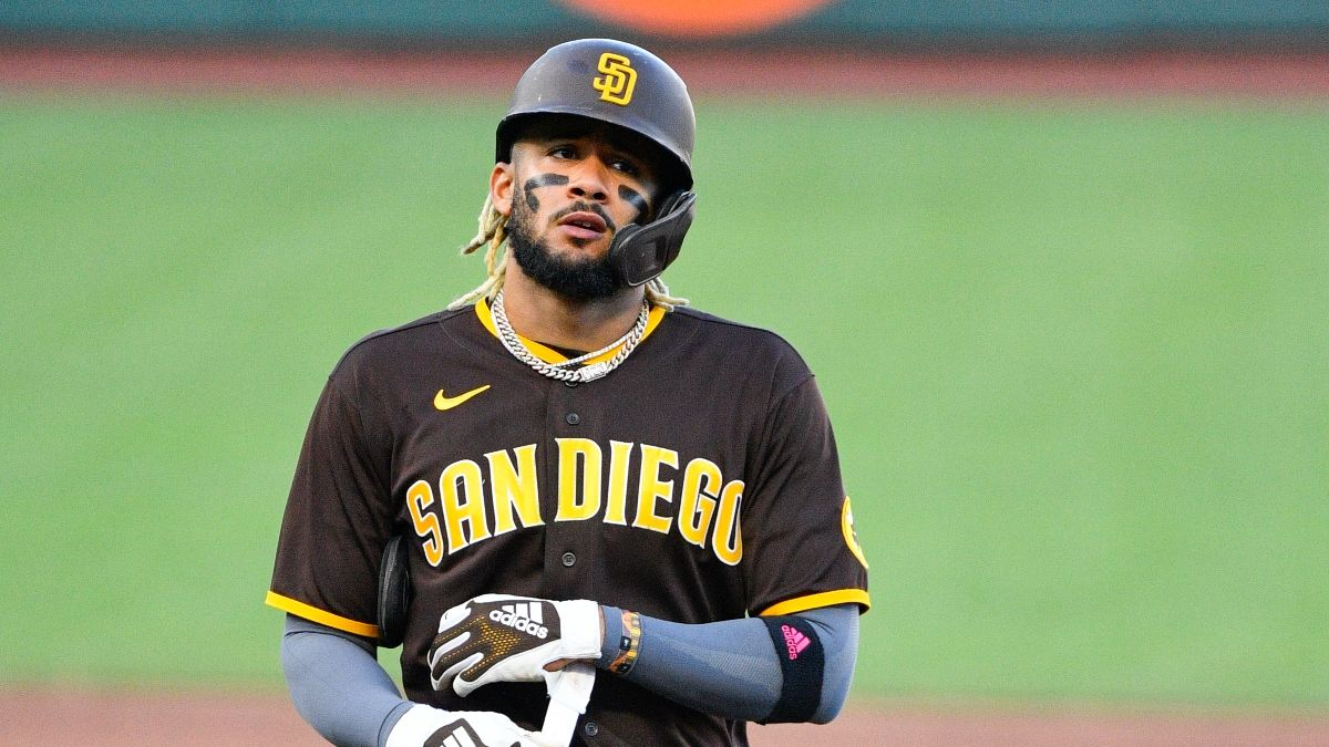 Fernando Tatis Jr. Getting Attention in NL MVP Market article feature image