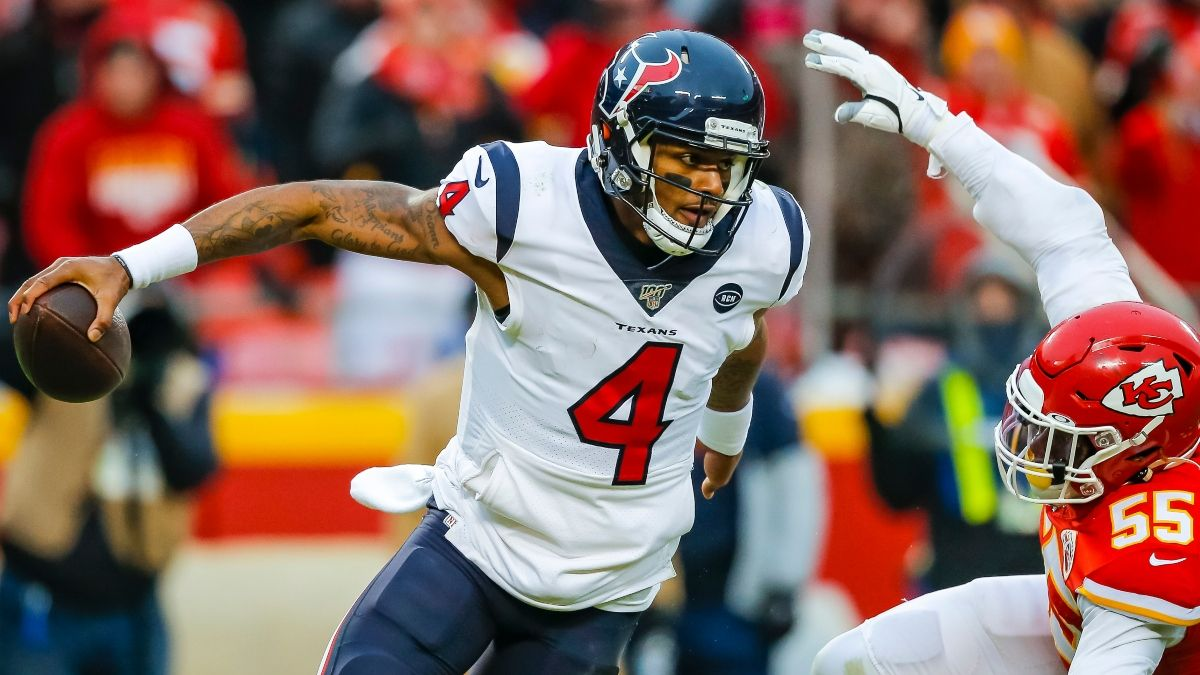 Texans vs. Chiefs Odds and Picks: Every Pick for Thursday's NFL Opener (Sept. 10) article feature image