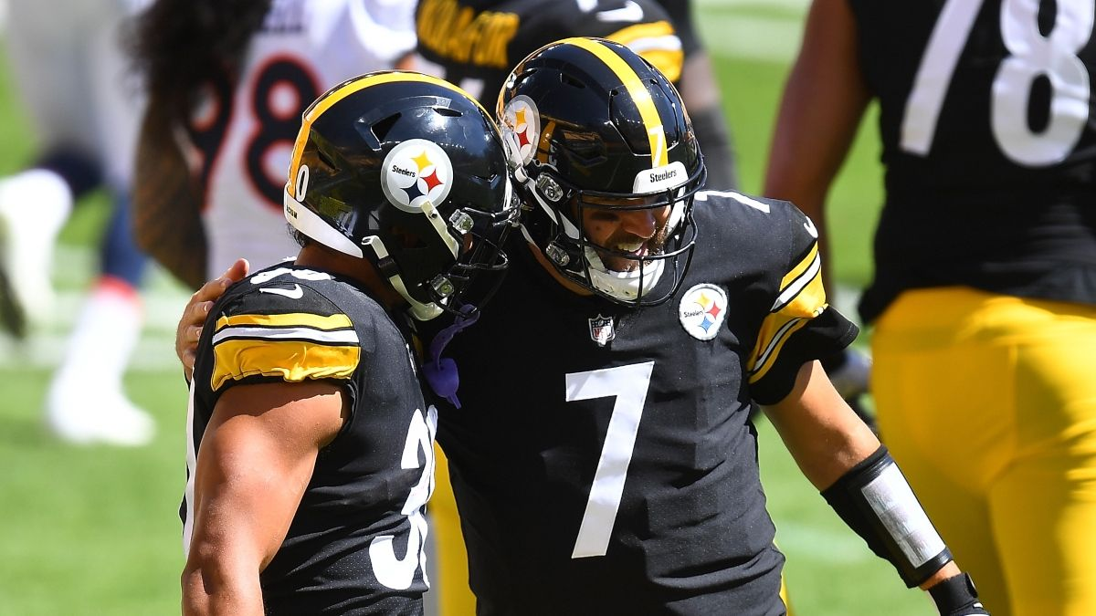 Steelers vs. Eagles Odds & Promos: Bet $1, Win $100 if There's at Least 1 TD! article feature image