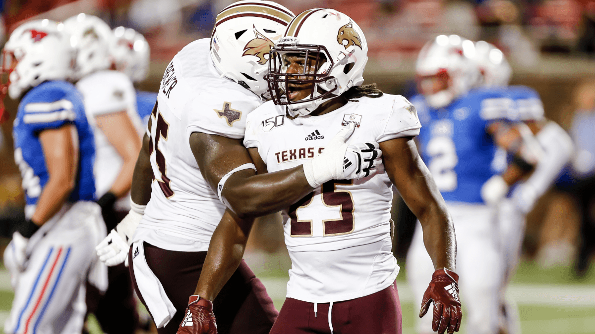College Football Odds, Picks & Predictions: Texas State vs. SMU Betting Preview (Saturday, Sept. 5) article feature image