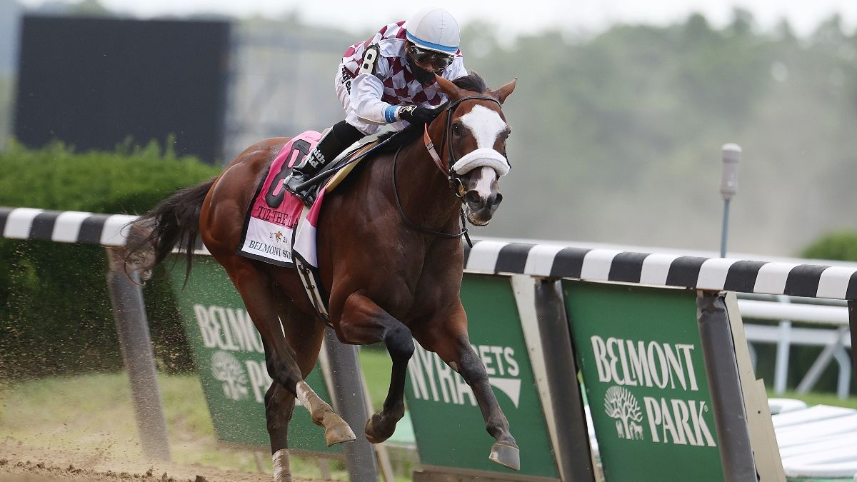 2020 Kentucky Derby Odds & Post Positions: Tiz the Law Remains Odds-On Favorite for Run for the Roses article feature image
