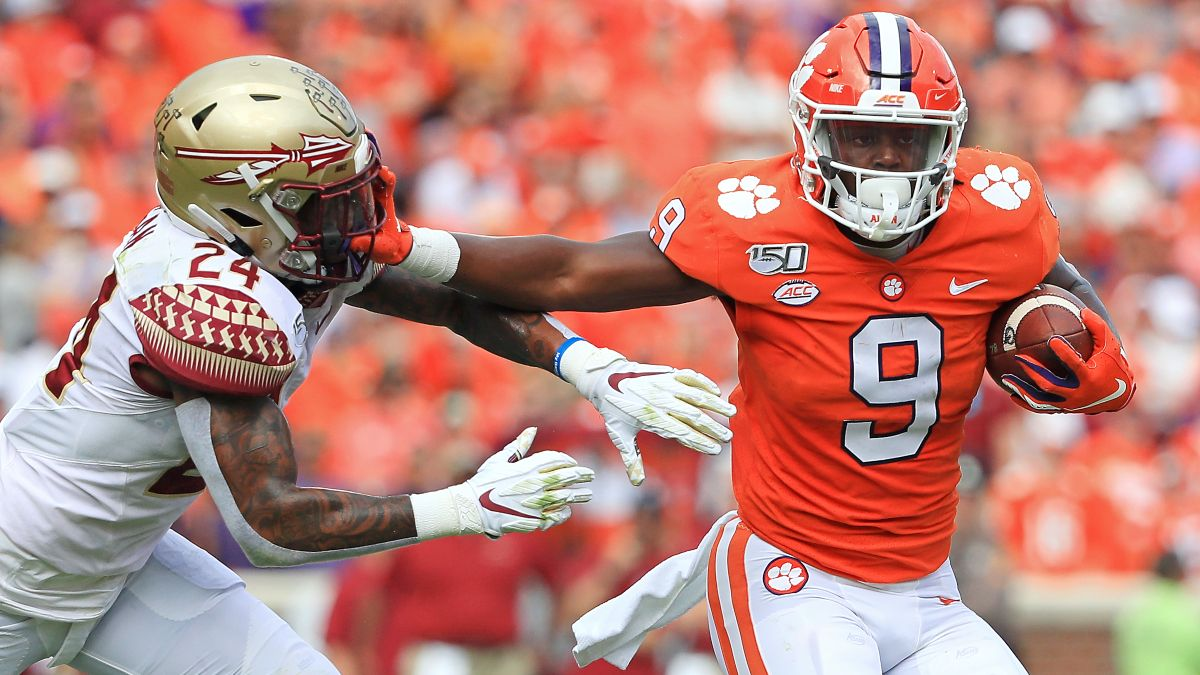 Saturday College Football Odds & Picks: Collin Wilson's 6 Favorite Betting Spots for Week 5 (Oct. 3) article feature image