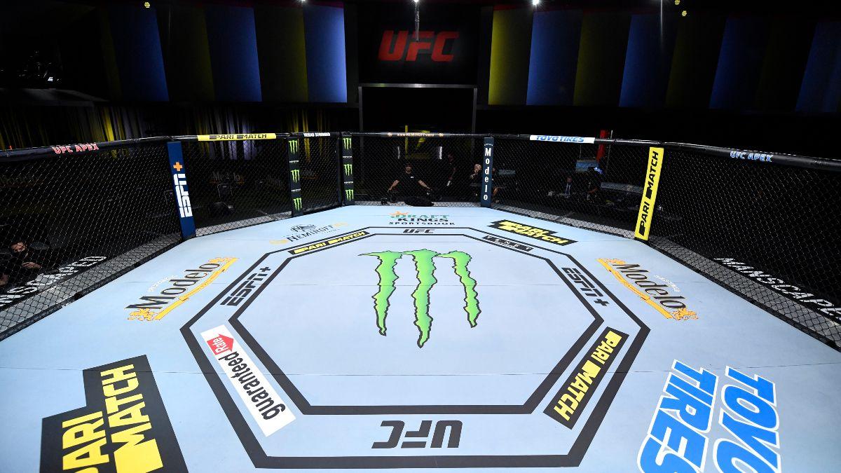 ufc fight night betting lines