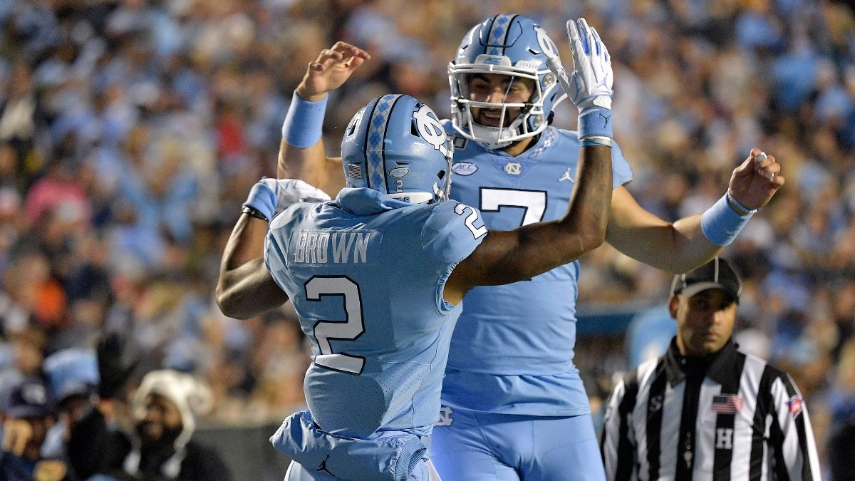 UNC Loss Kills $269K, Nine-Team Parlay article feature image