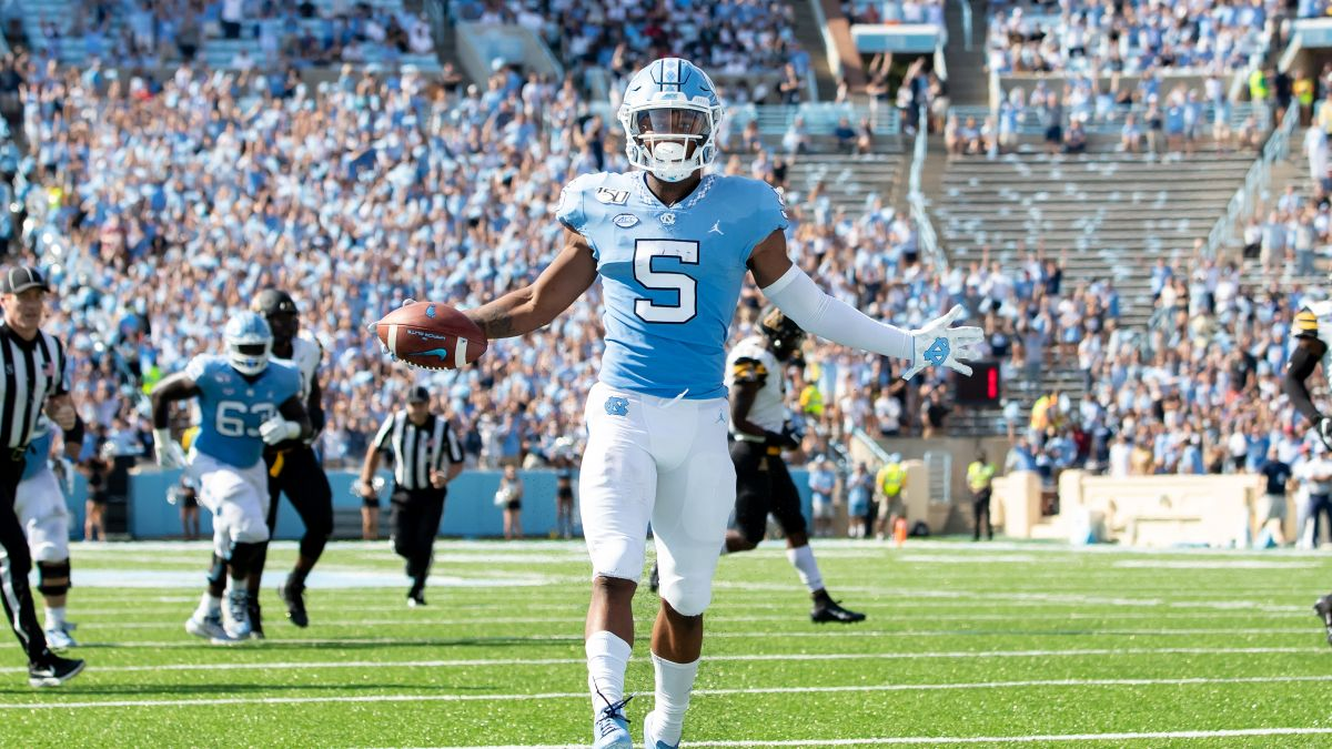North Carolina vs. Syracuse Betting Odds, Picks, Predictions: Orange in Free Fall, Heels on the Rise (Sept. 12) article feature image