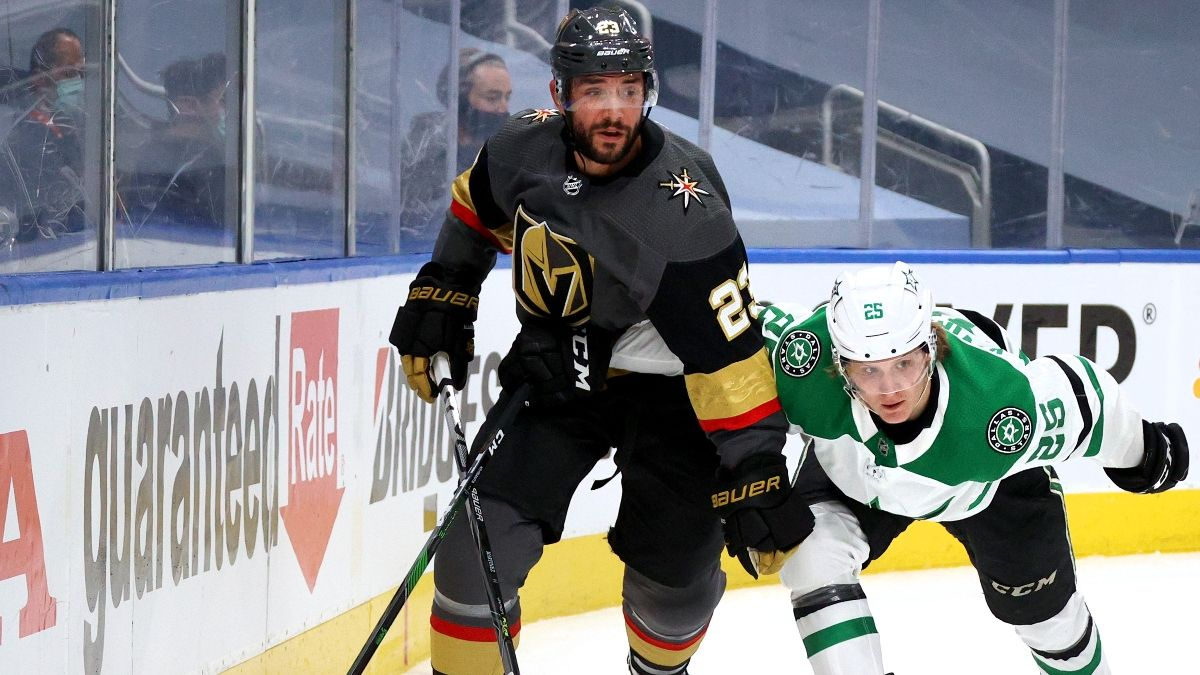 Dallas Stars vs. Vegas Golden Knights Game 2 Betting Odds, Picks & Predictions (Tuesday, Sept. 8) article feature image