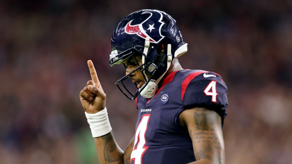 Texans vs. Jaguars Odds & Picks: Ride With Sunday's Road Favorites article feature image