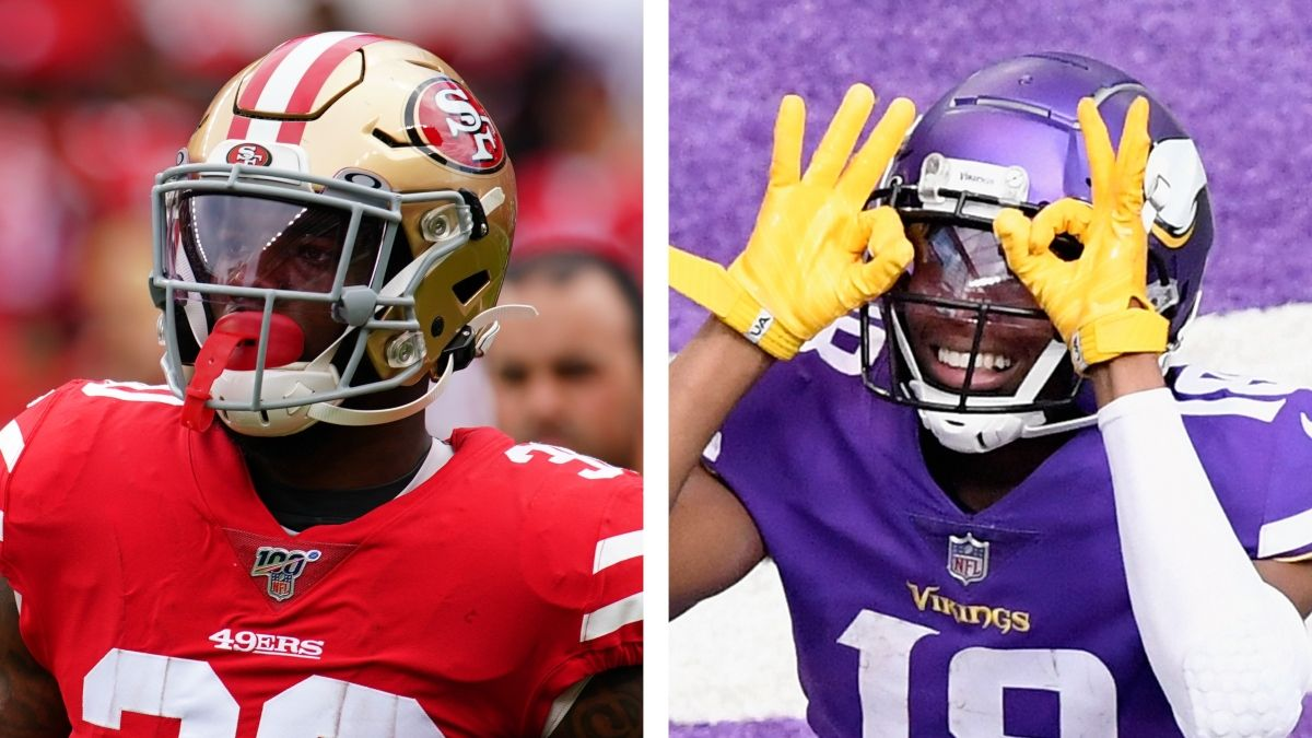 Fantasy Waiver Wire Pickups: Justin Jefferson, Jeff Wilson, More Week 4 Targets article feature image
