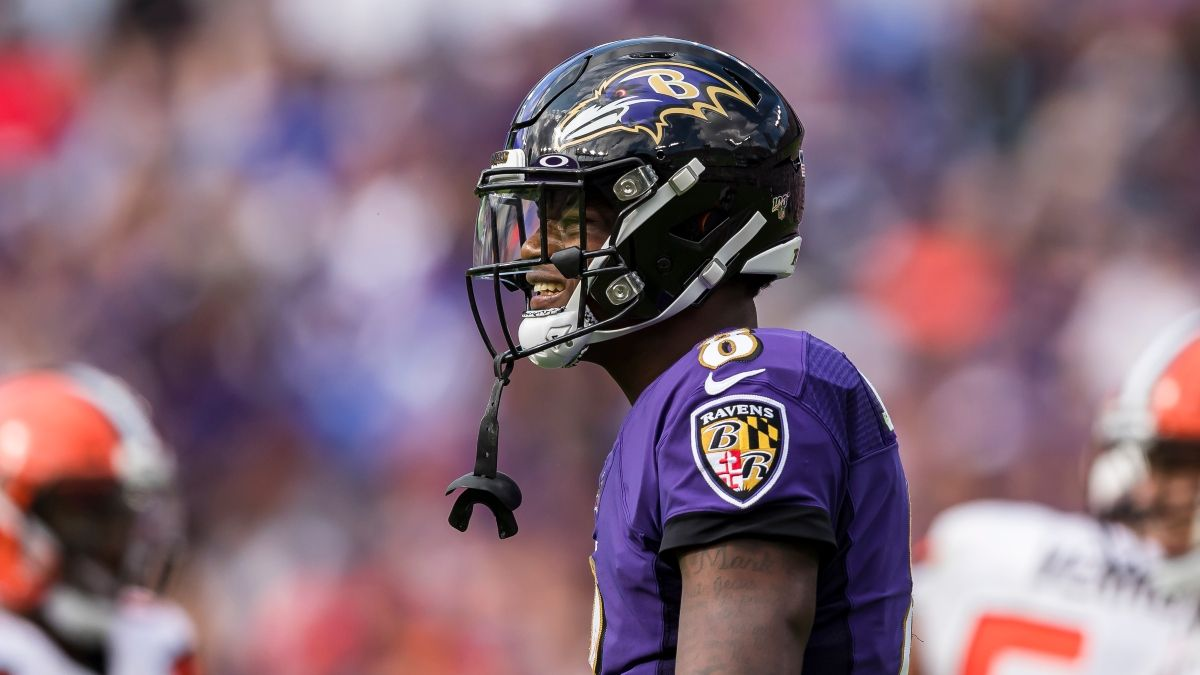 Ravens vs. Washington Odds & Pick: Bet On Lamar Jackson To Cover Week 4's Biggest Spread article feature image