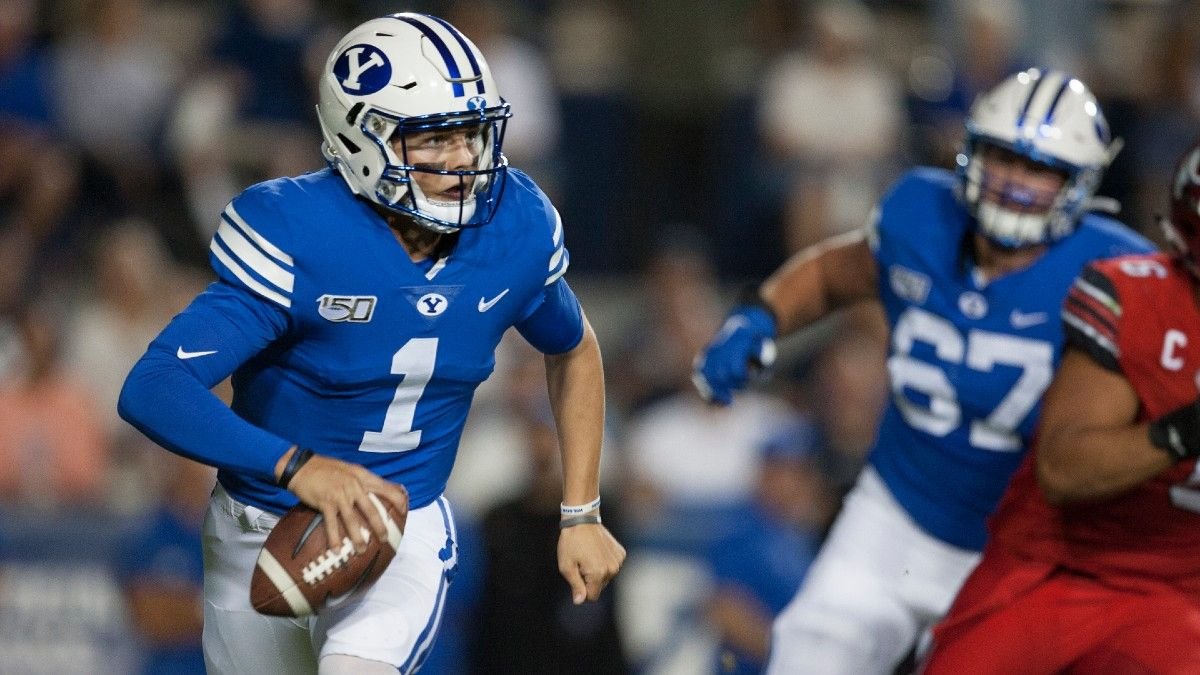 BYU vs. Troy Betting Odds & Pick: Offenses Follow the Recipe For the Under (Saturday, Sept. 26) article feature image