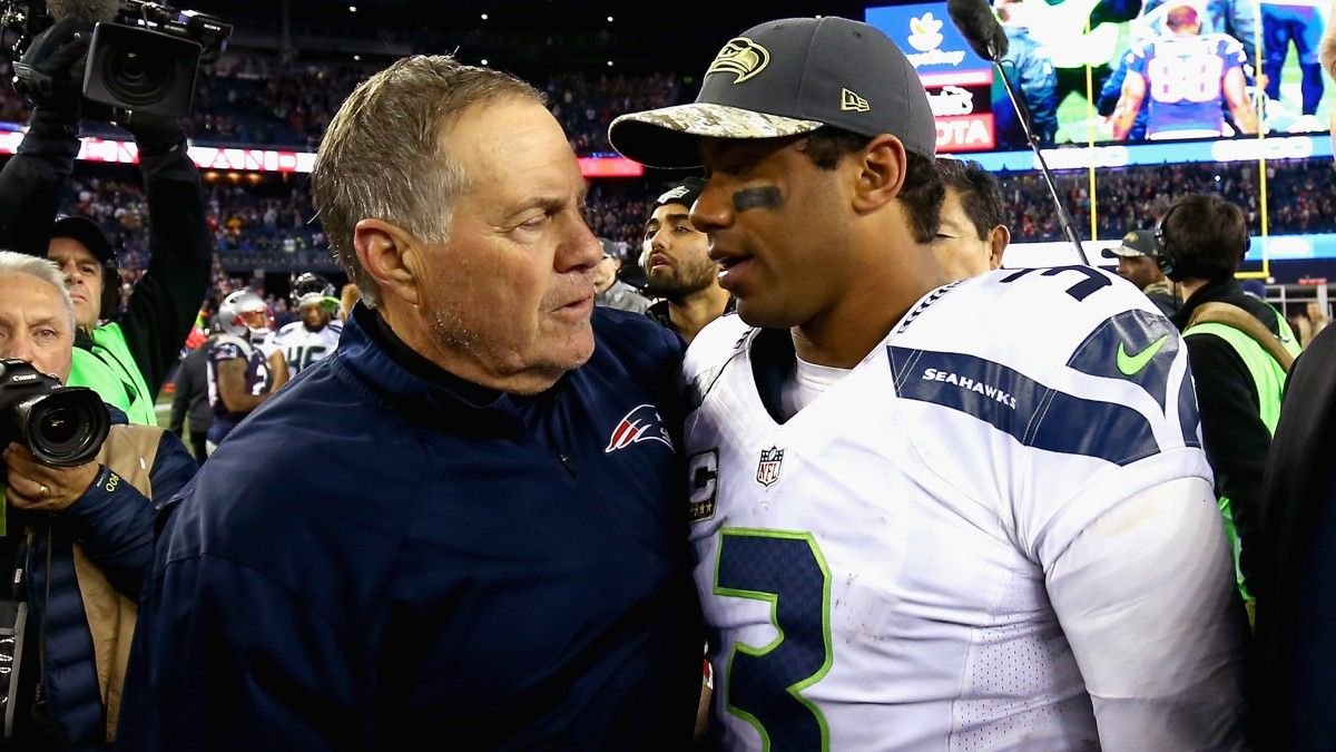 Patriots vs. Seahawks Picks: How We're Betting Sunday Night Football article feature image