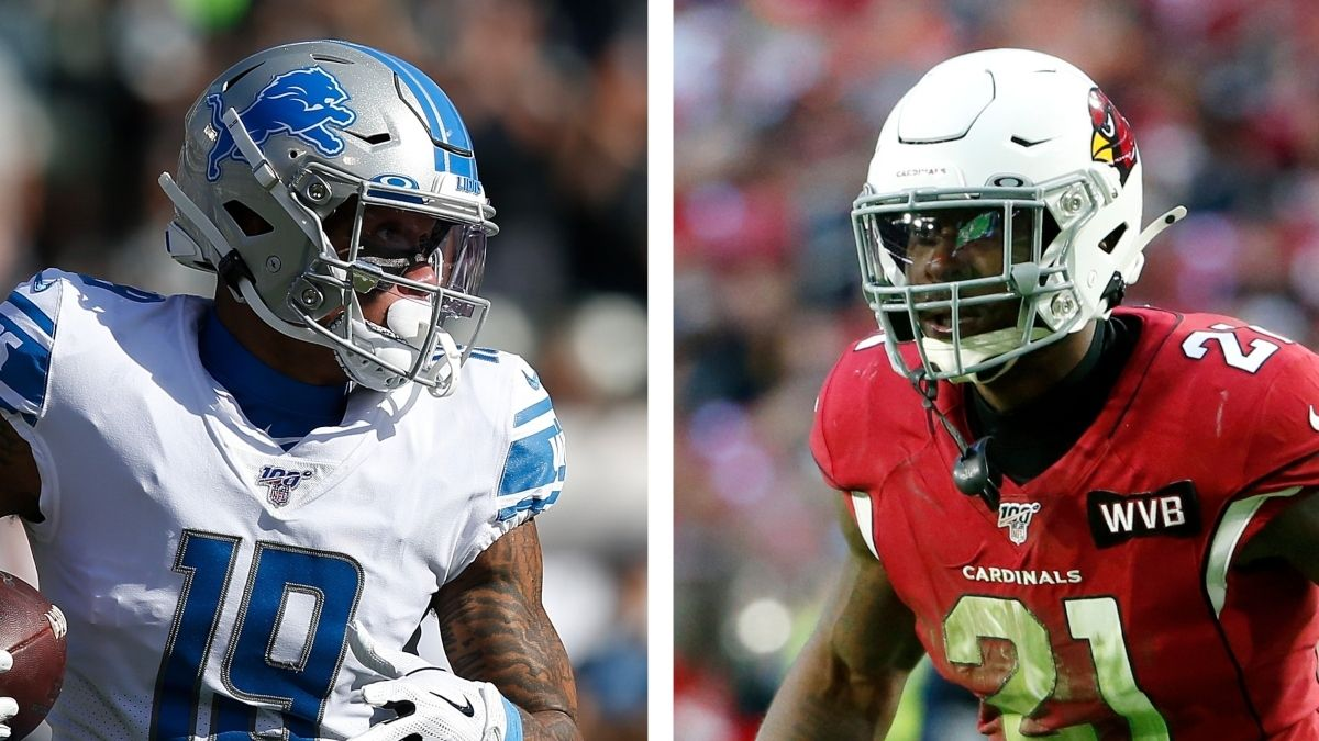 NFL Week 3 WR/CB Matchups: Can Kenny Golladay Have His Way With Patrick Peterson? article feature image