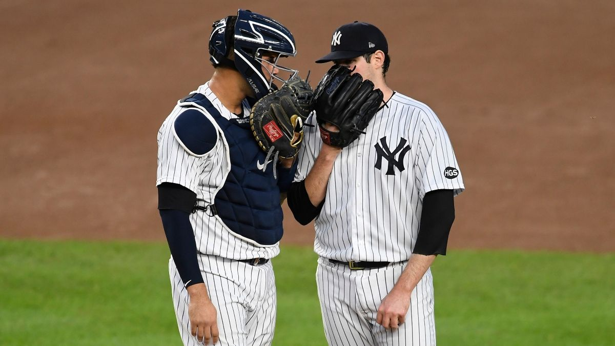 MLB Betting Picks, Predictions: Our Bets for Cardinals vs. Cubs, Yankees vs. Blue Jays (Monday, Sept. 7) article feature image