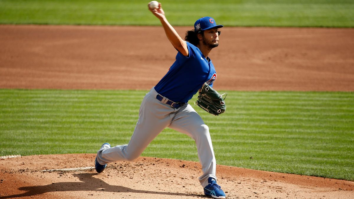 MLB Odds & Picks: Cleveland Indians vs. Chicago Cubs Preview (Tuesday, Sept. 15) article feature image