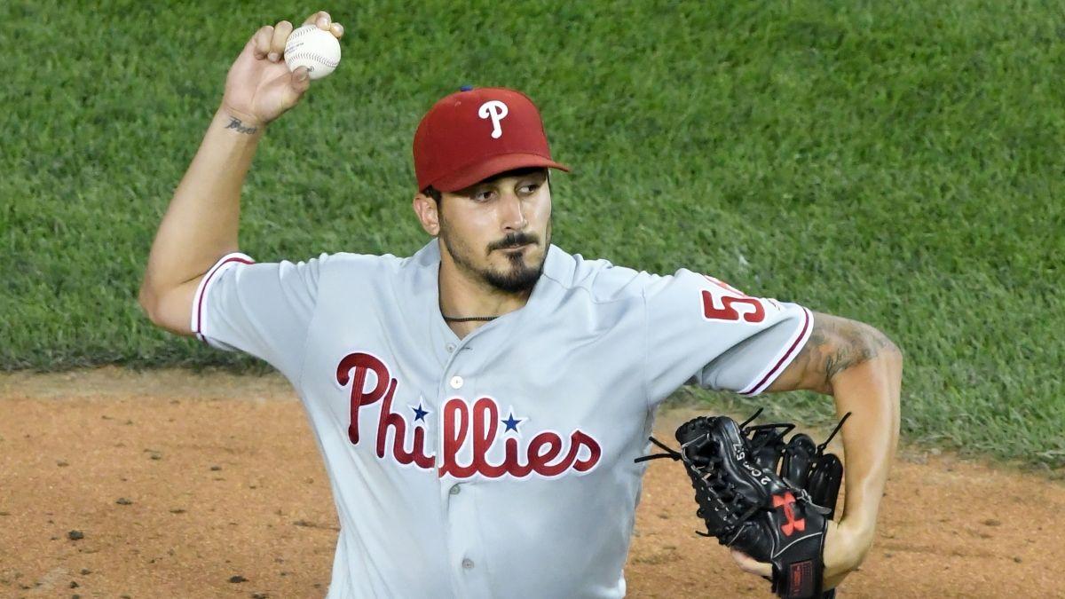 Thursday MLB Betting Odds, Picks & Predictions: Washington Nationals vs. Philadelphia Phillies (Sept. 3) article feature image