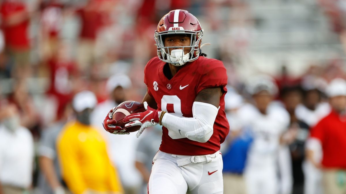 Alabama-Georgia Odds, Promos: Bet $20, Win $88 if Alabama Scores at Least 8 Points article feature image