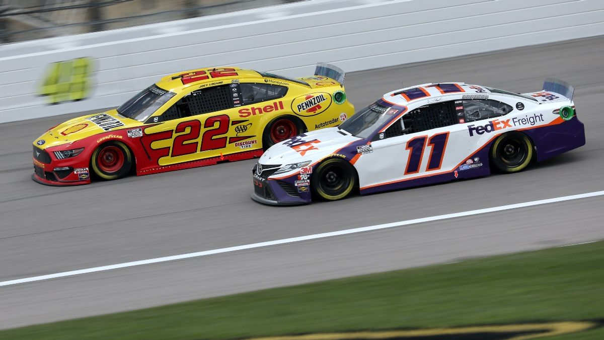 NASCAR Autotrader EchoPark Automotive 500 Betting Odds & Picks: Two Keys Picks for NASCAR at Texas (Oct. 25) article feature image